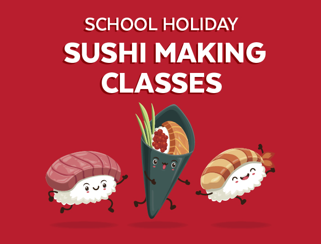 CHOP CHOP Sushi Making Classes