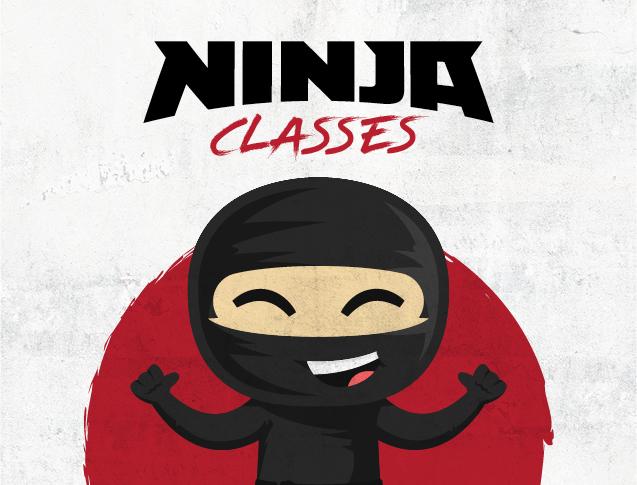 Chop Chop Ninja Classes